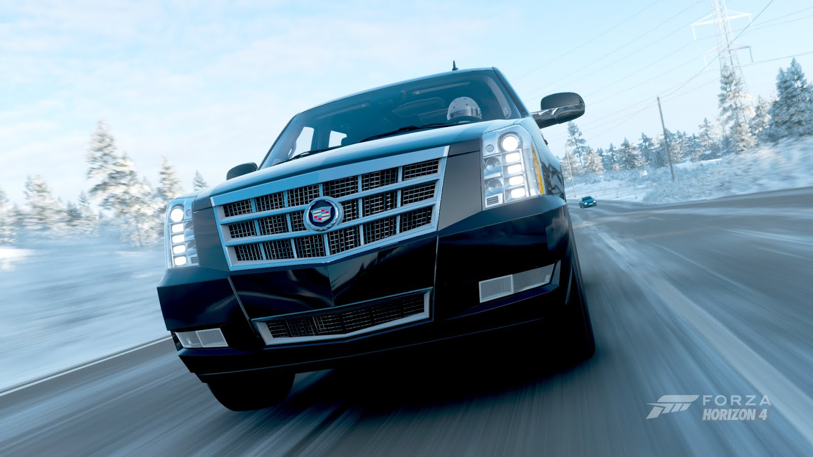 Leopaul's blog: Forza Horizon 4: Winter surprises from the US to the UK