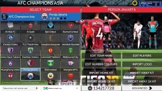 FTS 19 MOD FIFA 19 Update Transfers, Gojek, Asian Games, Aff 2018 And Others