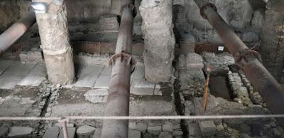 Έκκληση της Χριστιανικής Αρχαιολογικής Εταιρείας στον πρωθυπουργό για τα αρχαία του μετρό Θεσσαλονίκης
