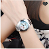 50% off sale /Trendy Luminous Pointer Rhinestone Watch-Women watches