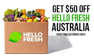 Hello Fresh Australia Discount Code