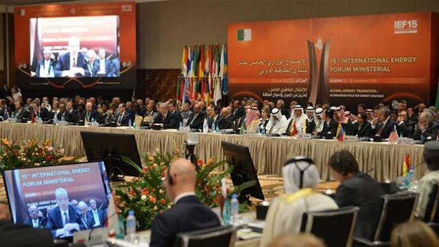 Organization of Petroleum Exporting Countries (OPEC) reaches deal to cut oil production output
