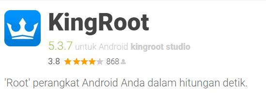 Cara Rooting Ponsel Android Tanpa PC tahun 2019