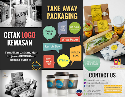 KJPPACK - Take Away Packaging Solution