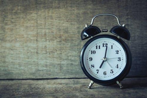 Avoid  Clock to Sleep Better At Night