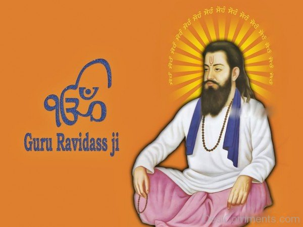 Happy Guru Ravidas Jayanti