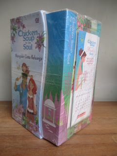 BOX SET CHICKEN SOUP FOR THE SOUL: MENGUKIR CINTA KELUARGA