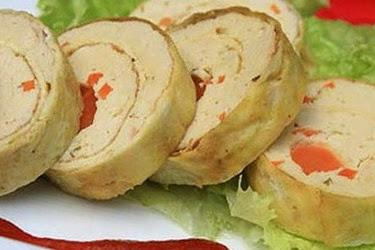 Resep Cara Membuat Rolade Daging Ayam Spesial Enak