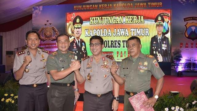 """Kapolda Jatim Serius Usut Pemilik Fanpage """"Generasi Muda NU Jawa Timur"""""""