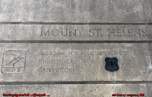 St. Helens National Volcanic Monument Johnston Ridge