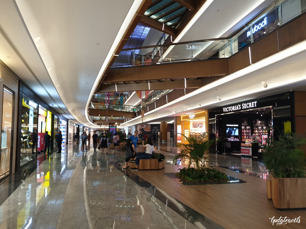 The Mall - Mid-Valley Southkey: How to get to JB Newest