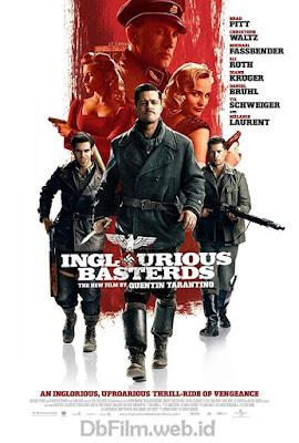 Sinopsis film Inglourious Basterds (2009)