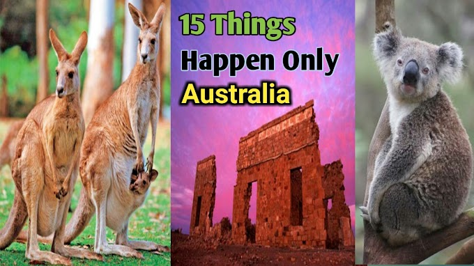 15 Things That Only Happen In Australia