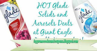 Free Printable Glade Coupons