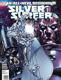 Silver Surfer (2011)