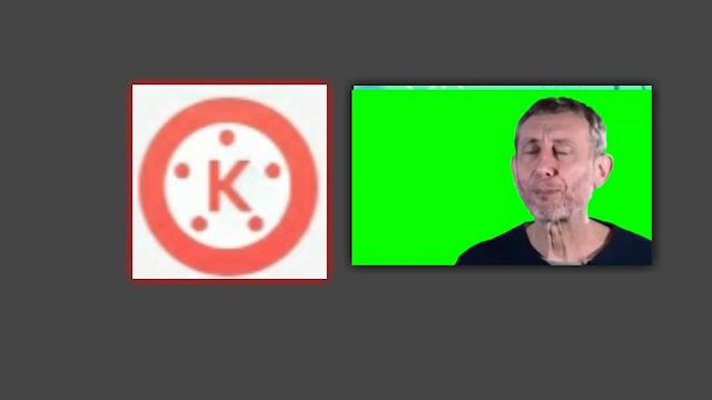 Cara menggunakan greenscreen di kinemaster apk