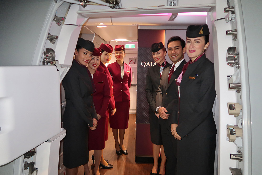 qatar airways hiring in sarajevo and skopje