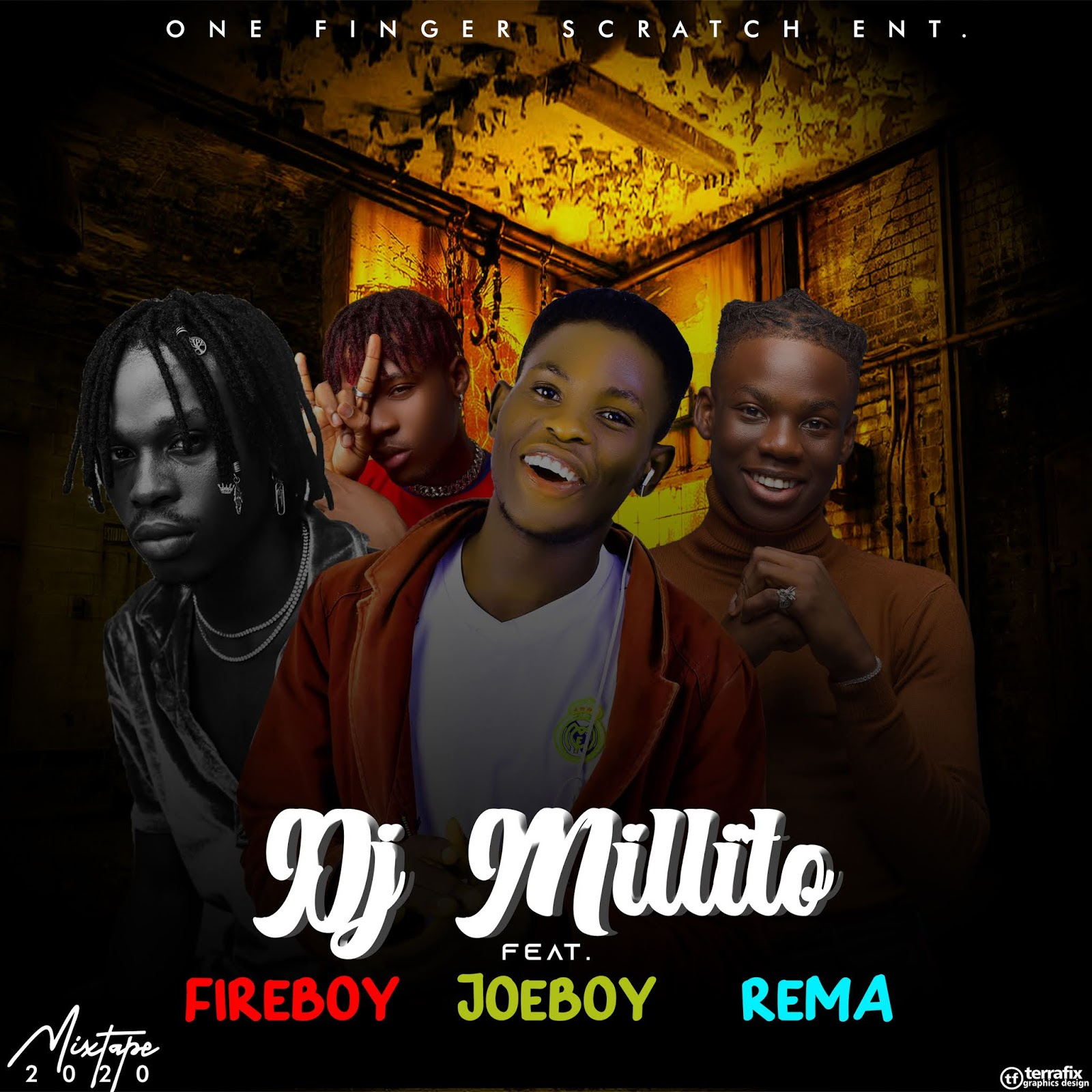 [MIXTAPE] DJ Milito - Fireboy X Joeboy X Rema Mixtape 2020   FAST DOWNLOAD