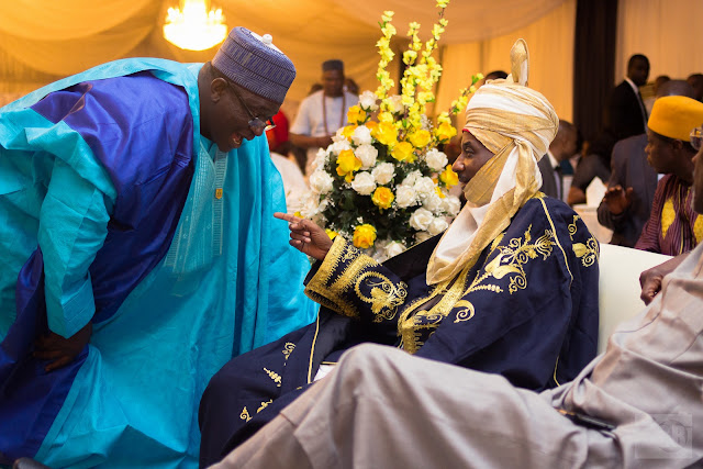 I asked my daughter to retaliate if her husband beats her – Emir Sanusi