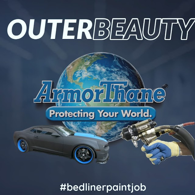 Why Stop with the bed of your truck? Get a bedliner paint job tooday!