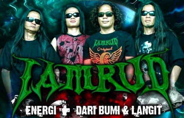 Jamrud Bumi & Langit Menangis Full Album