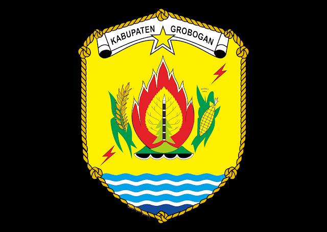 Logo Kabupaten Grobogan Vector