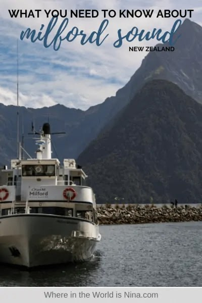 5 Things to Know about Milford Sound, How to See It and Is It Worth It? (New Zealand)