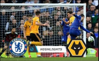 Chelsea 1-1 Wolves Match Highlight