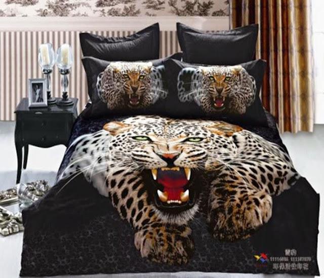3D Bed Linens 7