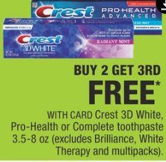 crest deal
