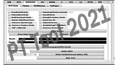 PT Tool 2021