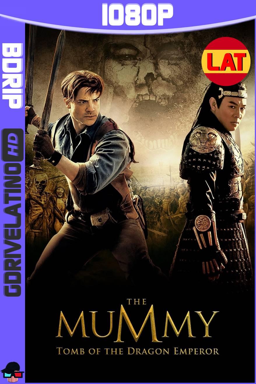 La Momia: La Tumba del Emperador Dragón (2008) BDRip 1080p Latino-Ingles MKV