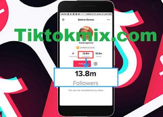 Tiktokmix com || Tiktok mix.com || The way Tiktokmix.com generates free tiktok Followers