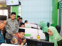 PTSP Kemenag Kini Hadir di Aceh hingga Papua