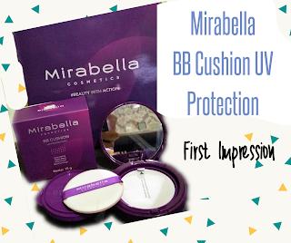 Mirabela BB Cushion