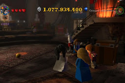 LEGO Harry Potter Years 5-7 PPSSPP