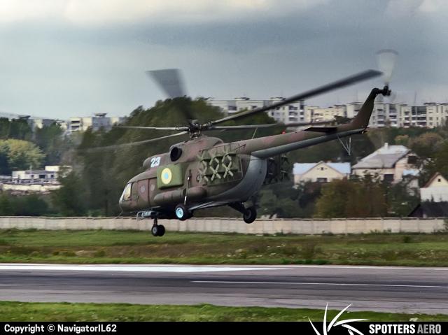 Повітряні Сили відновлюють та модернізують гелікоптери РЕБ