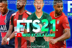 Download FTS 21 EROPA & SHOPEE LIGA 1 NEW UPDATE V6 2021/2022