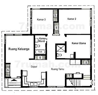 Pembuatan Denah Rumah 3