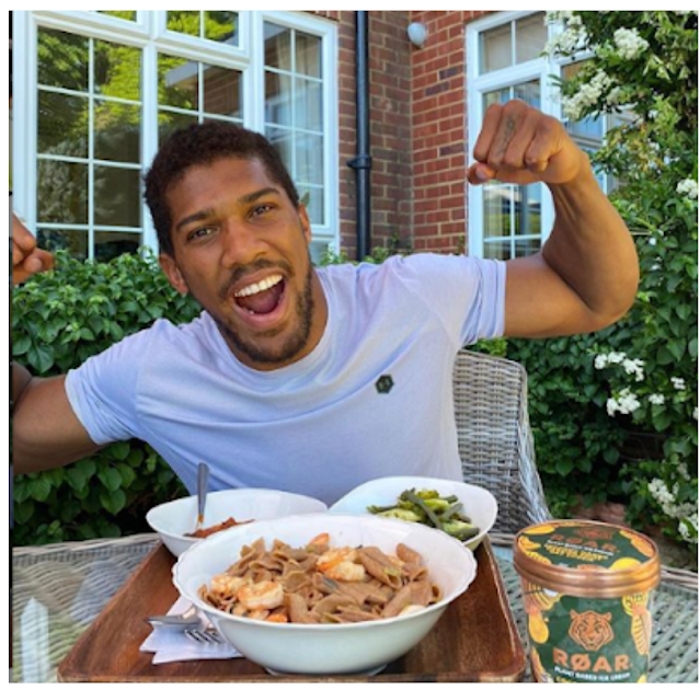 Proof celebrities are often clueless: I thought the #EndSARS protest was against the virus – Anthony Joshua.