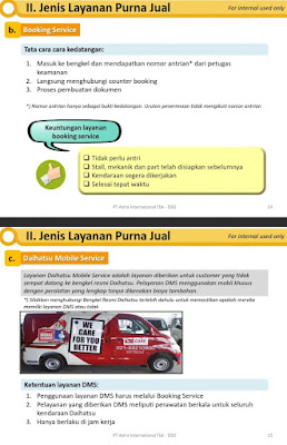 Tips Merawat Mobil Daihatsu