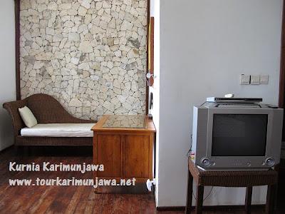 fasilitas kamar suite nirwana resort