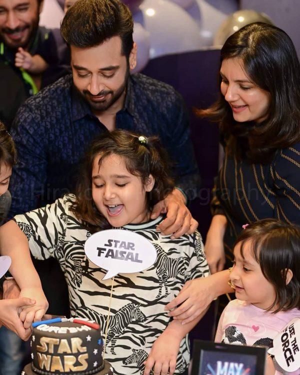 Faisal Qureshi family