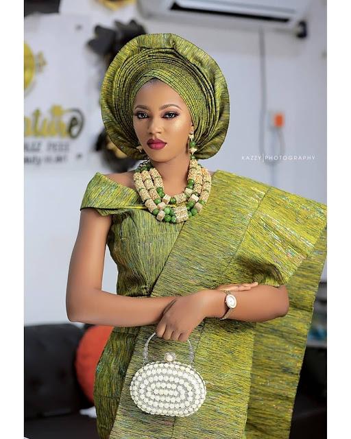 Fabulous and Gorgeous Asoebi Styles 2019