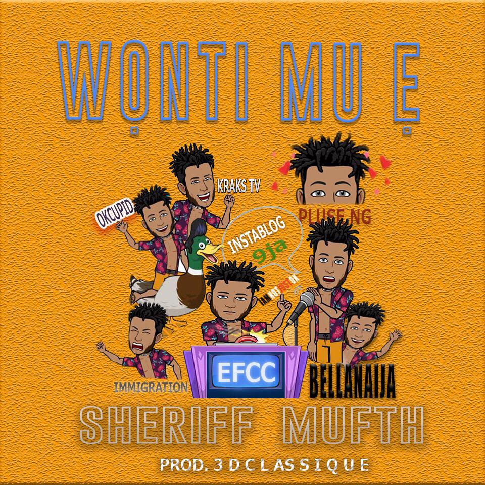 "New single ""Wonti Mu E"" by Sheriff Mufth about to drop"