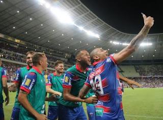 Copa do Nordeste: Fortaleza vence o Belo no jogo de ida