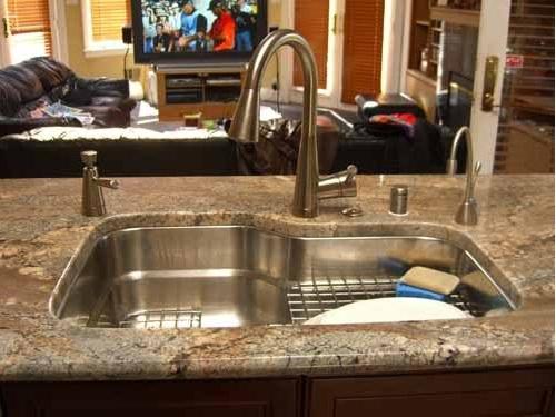 19x33 kitchen sink modern pendant lighting air gap small bar virtual outdoor inexpensive cabinets russet street reno