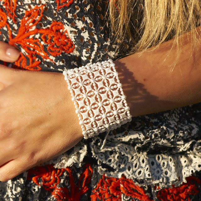 Bracelet clou  Missiu