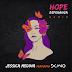 "Jessica Medina y Dkano armoniosos en tema ""Hope Esperanza"""