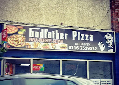 Godfather Pizza in Leicester